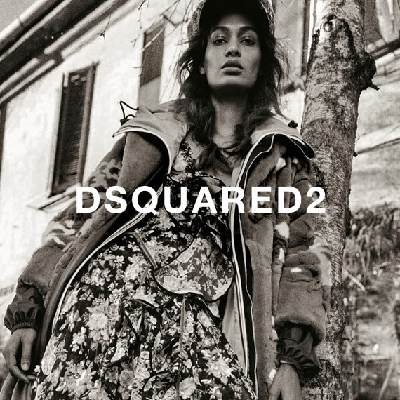 DSQUARED2 | ディースクエアード 2017-18AW 秋冬 通販 全国発送可能