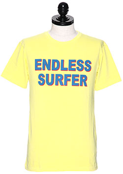 CREW NECK T-SHIRTS (ENDLESS SURFER)