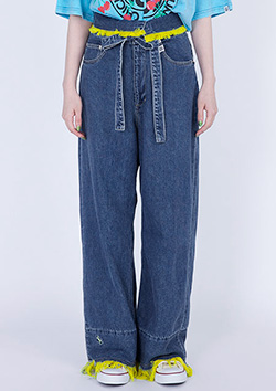 little sunny bite DENIM PANTS