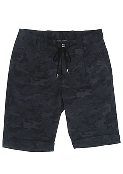 2WAY CAMO SUCKER SHORTS