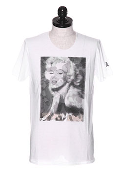 T-SHIRT CAMOUFLAGE MONROE