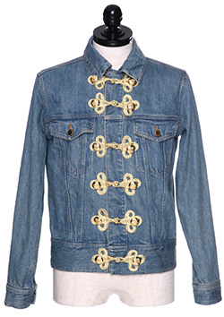 DRESS CAMP DENIM JACKET