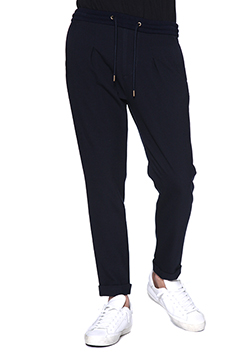 COSMICAL WARM JERSEY RELAX TROUSERS