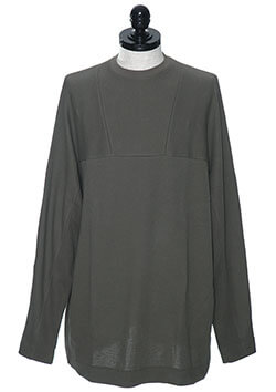 CO MESH DOUBLE FASE WIDE L/S T-SHIRT