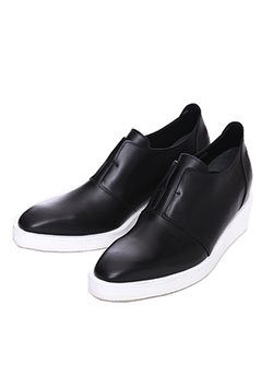 オイルカウスムース SLIP-ON SHOES/PALTFORM SOLE