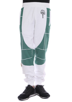 JOYRICH GIZA TENNIS COURT SWEAT PANTS