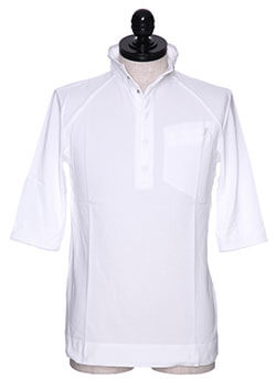 bajra / SIMPLE WHITE TSHIRT