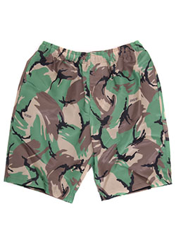 GUESS USA CAMOUFLAGE SHORT