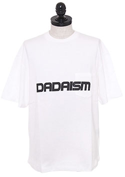 DADAISM GRAPHIC T-SHIRT
