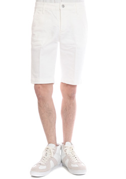 STRETCH DENIM 13OZ SHORT PANTS