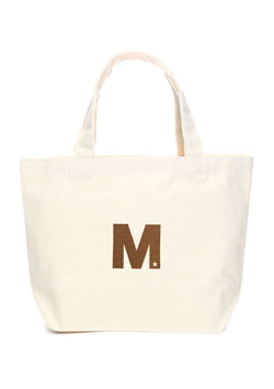 MINI TOTE BAG ( M THANK YOU FRIENDS )
