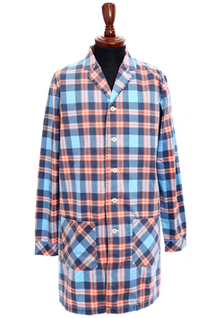 M ORIGINAL MADRAS LONG CHECK SHIRTS