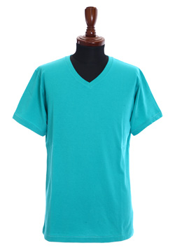 V-NECK T-SHIRTS REGULAR