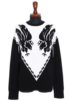CHRISTIAN DADA THUNDERBIRD KNIT