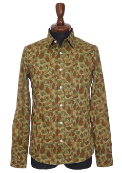 COTTON CLASSIC REGULAR SHIRT SHIRT