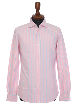 DELAY HEAVY OX STRIPE SHIRT