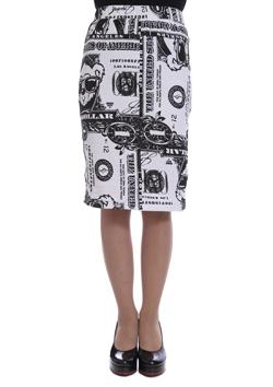 JOYRICH CUDDLE CURRECY TUBE SKIRT