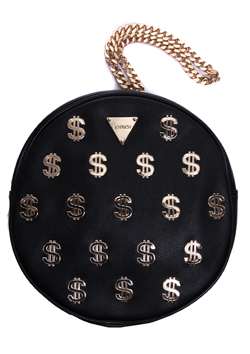 CASH FLOW CLUTCH BAG