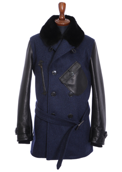 MANIPULATION 113 AVIATION COAT
