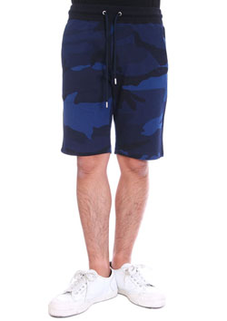 ORIGINAL HEAVY KANOKO CAMO SWEAT SHORTS