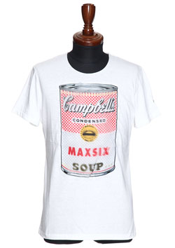 CAMPBELL'S 3D T-SHIRTS