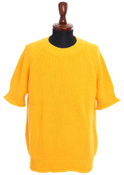 9200 FIVE PARTS SLEEVE LOOSE CREW NECK PULLOVER
