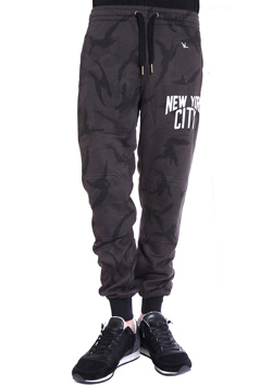 NEW YORK CITY COMOFRAGE SWEAT PANTS
