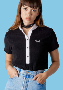 UNIF TERRY TOP