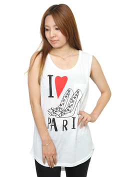 HOLLYWOOD MADE MISS I LOVE PARIS BT !!