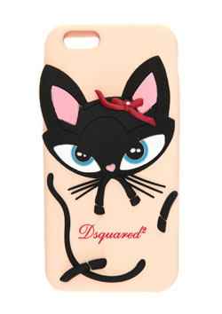 DSQUARED2 IPHONE6/6S CASE ( CAT )
