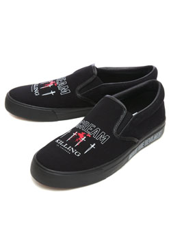 Moonage Devilment / SO-SCREAM SLIP-ON