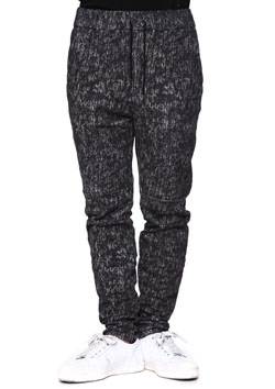 maxsix SWEAT PANTS KNIT PATTERN